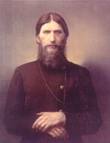 俄国妖僧 杀不死的俄国妖僧格里高利·拉斯普京,专玩贵族妇女