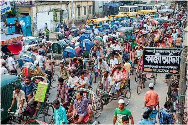 那个国家人口最多 占全球人口的60%, 中国第一将被超越