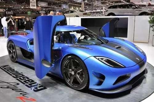 世界上最贵的车第一名 前十名 第一名你做梦都想不到