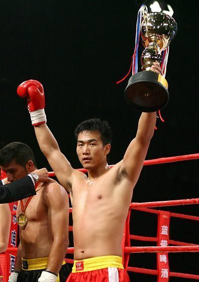 中国散打王 好消息,又一位中国散打王,即将迎战泰拳王播求!