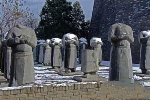 秦始皇墓穴 最神秘陵墓,价值超过秦始皇陵,邪气太重无人敢挖