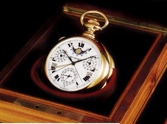 最贵的手表多少钱