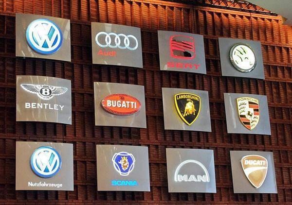 大众旗下有哪些品牌 大众旗下12个品牌,你认识几个?
