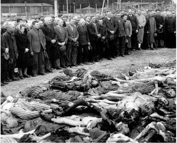 纳粹为什么要杀犹太人 谈希特勒为什么要屠杀犹太人