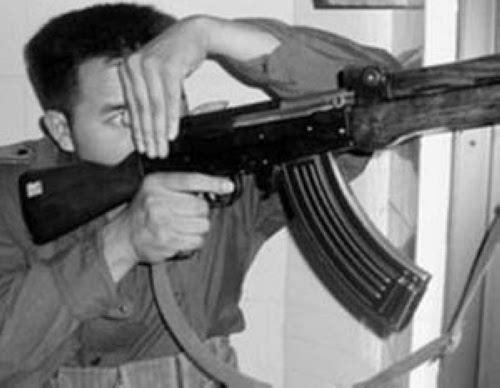 天安门枪击 被遗忘的军队精英---田明健事件