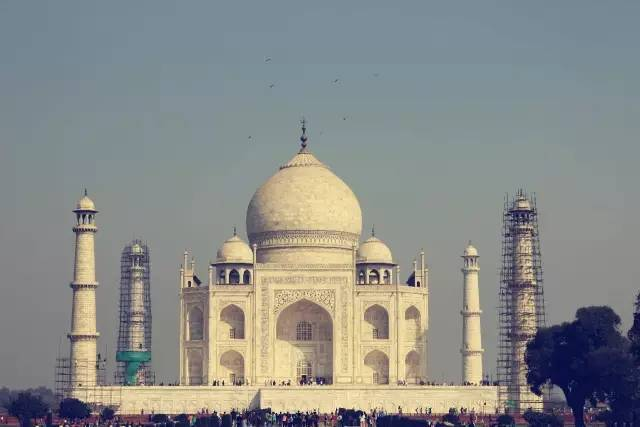 印度泰姬陵 说到印度,别就只知道泰姬陵!还有其他好玩的