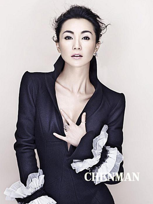 女演员图片大全 网评中国最漂亮的20位女星(图)