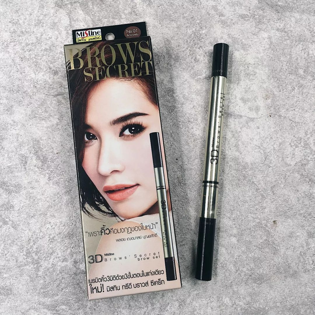 哪个牌子的眉笔好用 10 款人气眉笔大比拼,每天用的眉笔当然要选它!