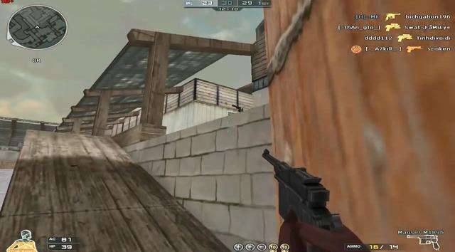 cf大炮 穿越火线:这把武器与大炮被称为最完美CP!网友:早就不用了!