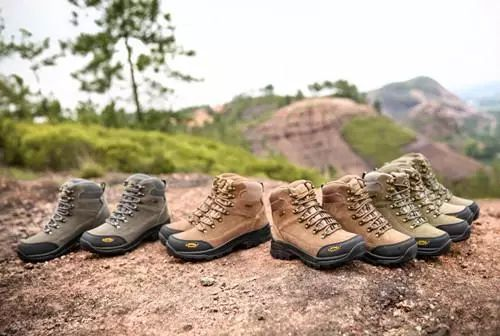 狼爪登山鞋 登山鞋&徒步鞋,那些不得不说的关系...
