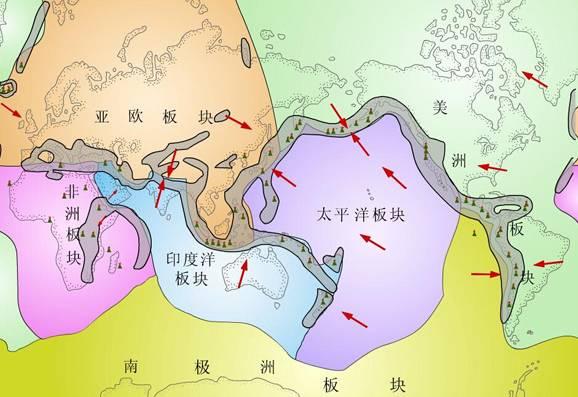 地震发生的原因 地震常常发生在哪些地区?