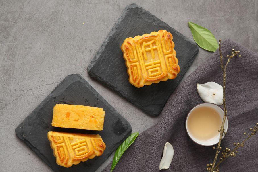经典现烤御皇酥仟吉月饼