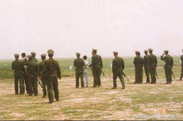 在七八十年代是怎样qiāng决死刑犯的?