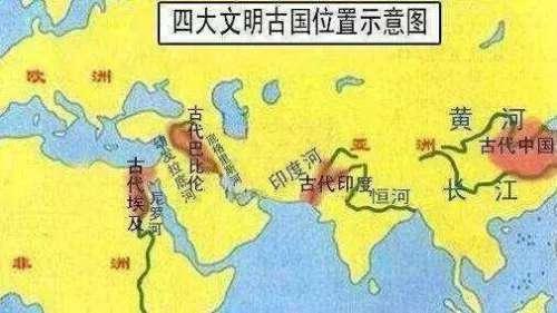 世界四大文明古国有哪些?