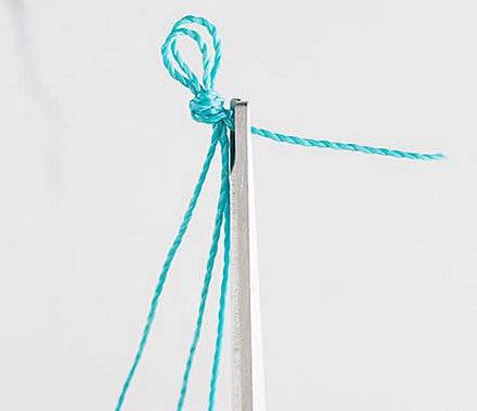 转运珠手链编法详细图解