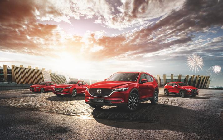 世界之选!Mazda CX-5入选2018 World Car Award 年度三甲车型