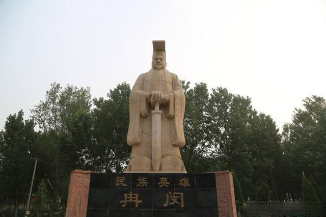 中国历史上最厉害的武将,个个勇猛无敌
