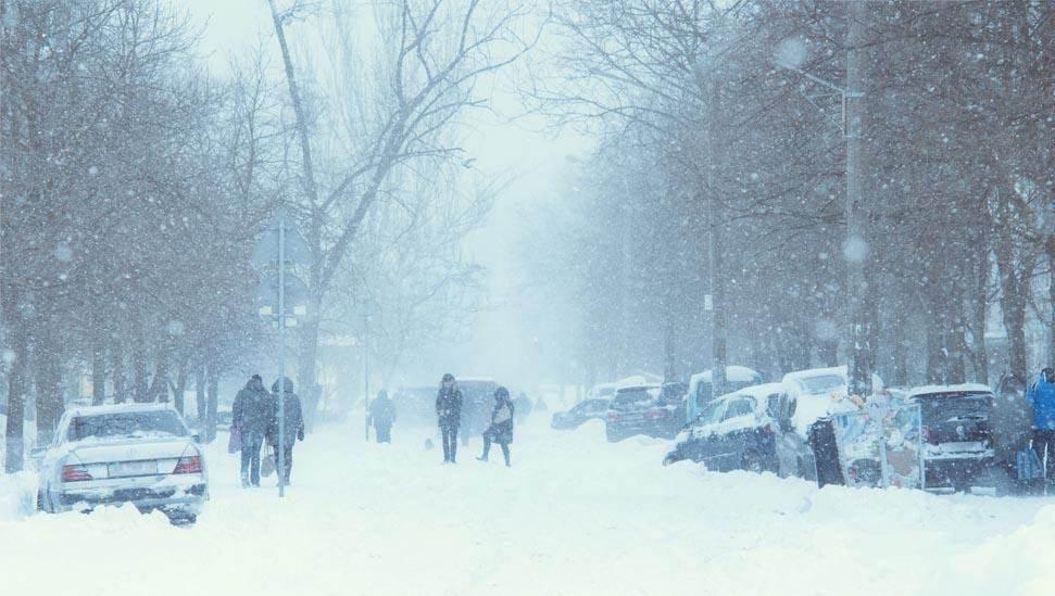 梦见下雪是什么意思?周公解梦