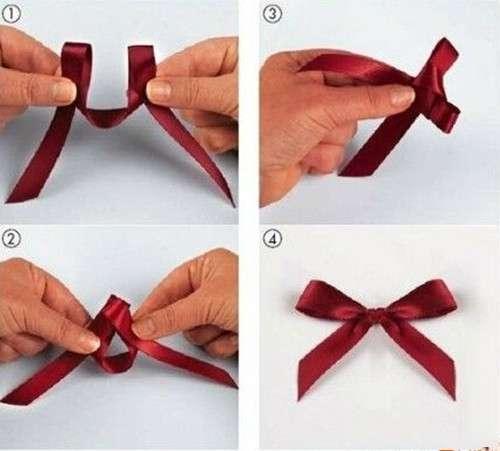 三种类型蝴蝶结绑法!