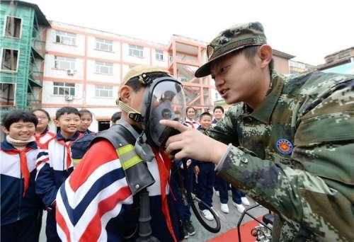 邯郸:消防安全伴我行