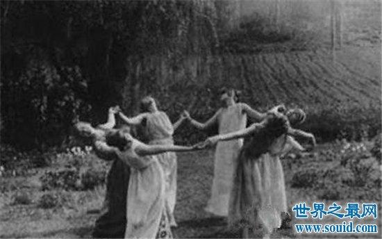 贝尔女巫杀人事件,十分诡异的鬼杀人事件(www.souid.com)