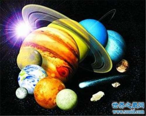 太阳系最大的行星是哪个行星他究竟有多大