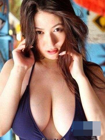 巨乳女图片 日本十大巨乳美女