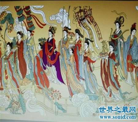 世界上有神仙吗  玉皇大帝七仙女真的存在吗