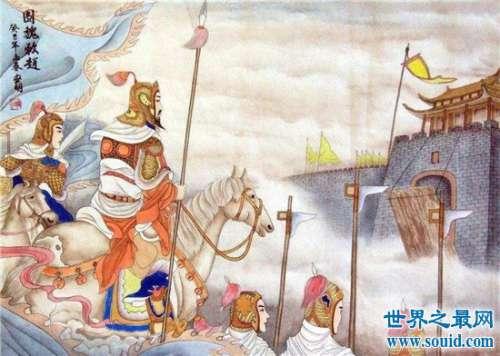 围魏救赵的主人公是谁,孙膑与庞涓斗智的故事