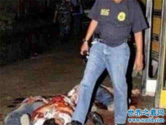 呼兰大侠堪称中国第一悍匪,让不少警察不敢穿警服(www.souid.com)