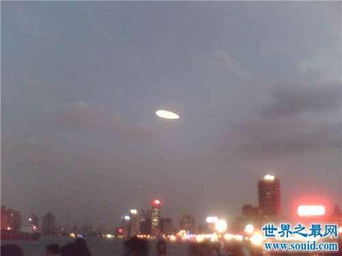 上海ufo事件之谜终于被解开 人类对外星人处于未知状态