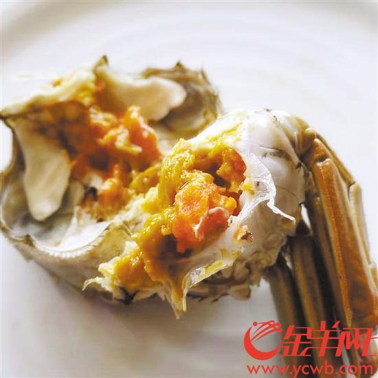 大闸蟹吃出美味又健康,先学一学