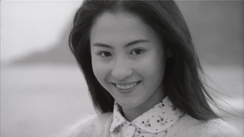 张柏芝旧照曝光 笑容甜美眼神清澈_金羊网新闻