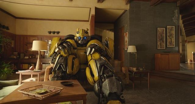 《大黄蜂》定档 系列首启新导演打造成长冒险