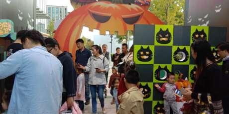 """""""魔鬼派对""""来袭:悠方(上海)万圣节特别活动精彩进行中"""
