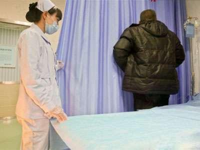 男科医院的女护士竟是这样工作:真实工作画面