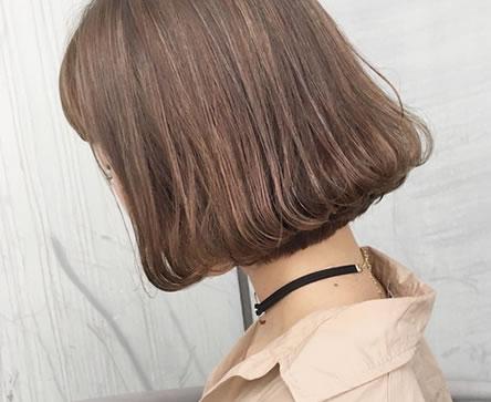 中短发烫发发型2019:流行发型中短发烫发趋势欣赏