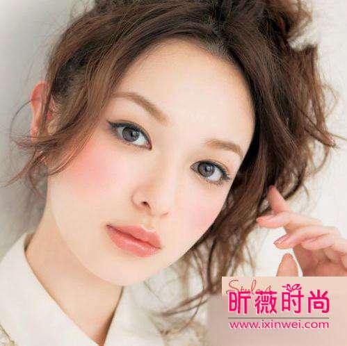 韩国眼妆教程:四款韩国实用眼妆教程