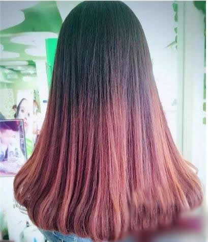 2017烫发最新发型图片