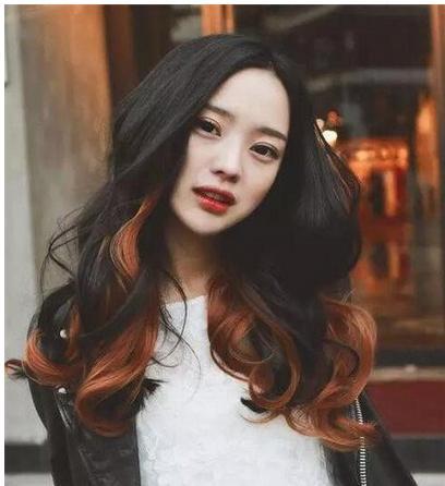 2017年流行的烫发发型图片