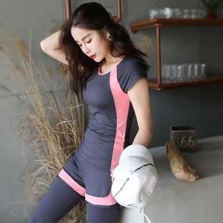 秋冬瑜伽运动服套装:就是要吸引健身房的目光