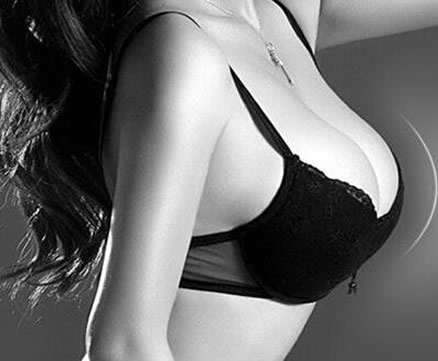 丰胸法3个步骤:女人胸部曲线更完美