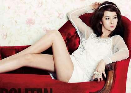 韩国女星身材排名:十大好身材女星她排第一
