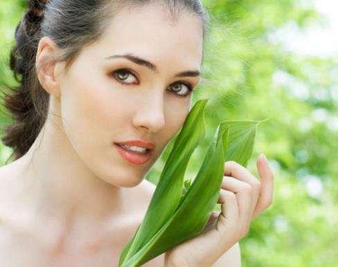 六种蔬菜吃出白皙光滑的肌肤(图)