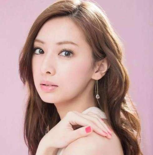 日本女星外貌排行:日本5万人票选的最美十大女星