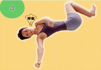 床上瑜伽好处多多,教你床上瑜伽简单动作图片