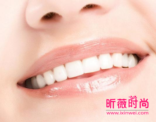 牙齿美白小秘方:如何美白牙齿拥有一口好牙?