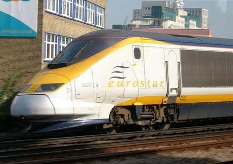 世界上最快的火车:盘点世界那些高速火车(图)