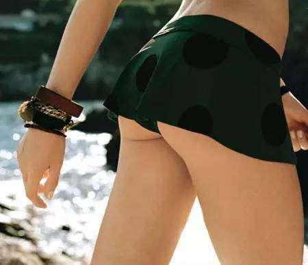 教你看臀部识女人:臀部有这形状的女人命最好(图)