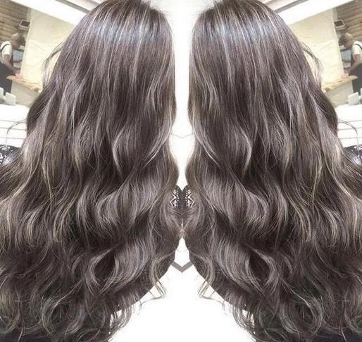 韩式烫发发型这么美 你还舍得洗头吗(图)